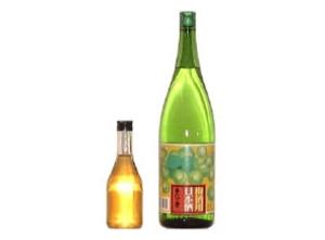 日本酒梅酒