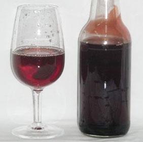 赤い梅酒の作り方その2
